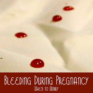 spotting and bleding during pregnancy