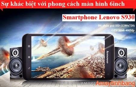 Smartphone Lenovo S930