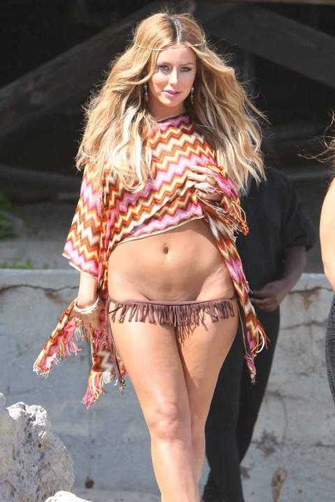 Aubrey o day bikini