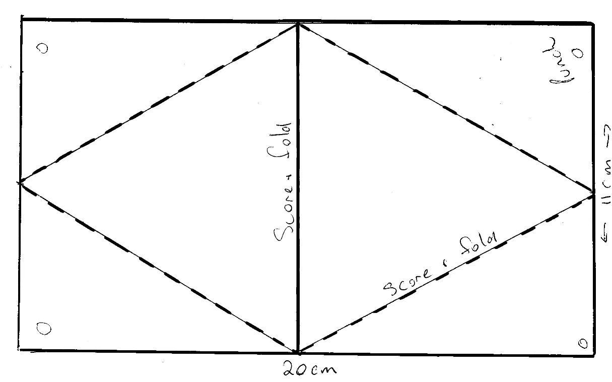 Foldable pyramid template 5946330 - hitori49.info