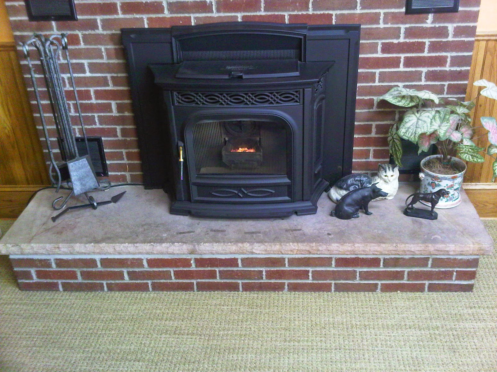 the fireside gallery at dansville town and country august 2014