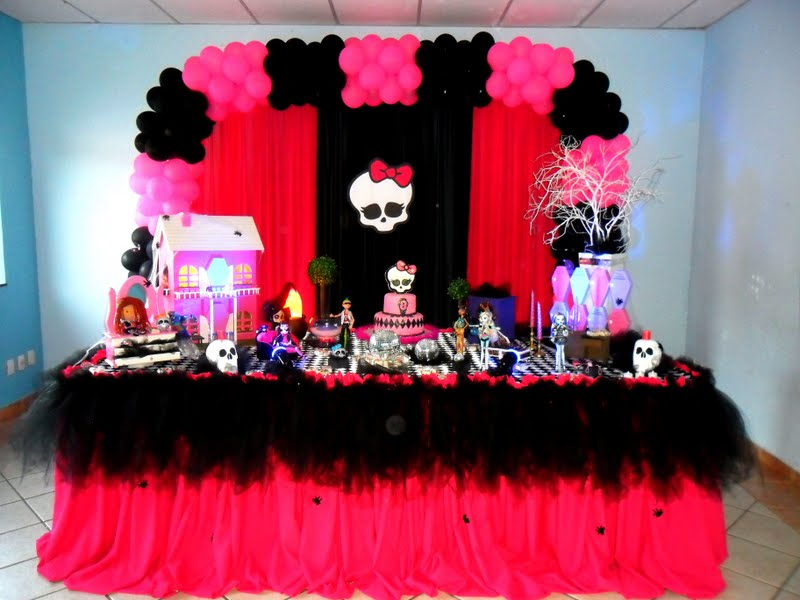 MONSTER HIGH   FESTA EXCLUSIVA    DIA 26 MAR  O