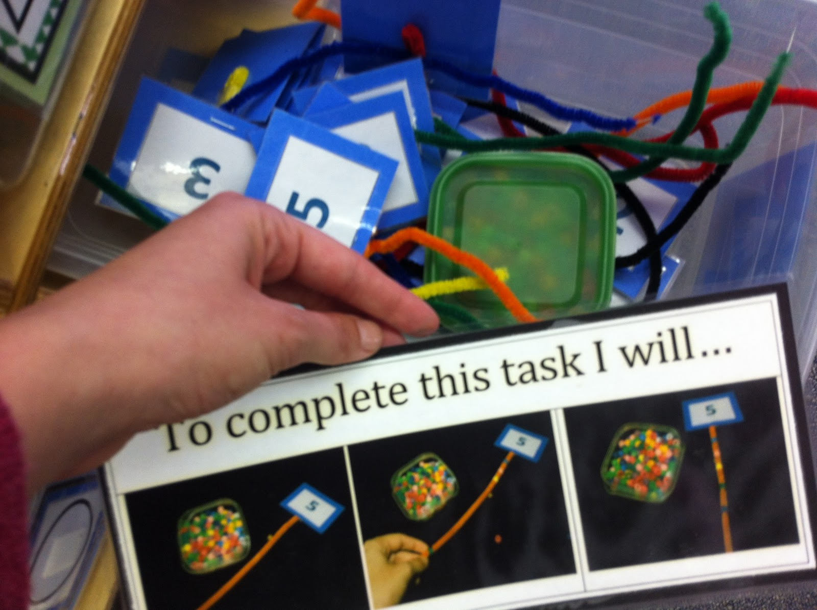 TEACCH Task Boxes! - The Autism Adventures of Room 83