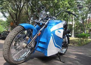 gambar motor harley
