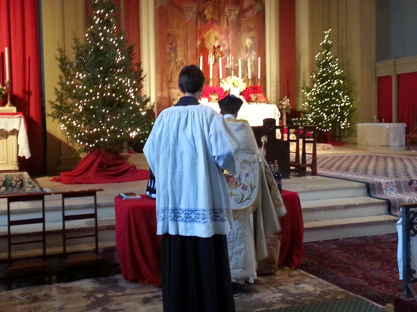 Blessing of Wine for Feast of St. John