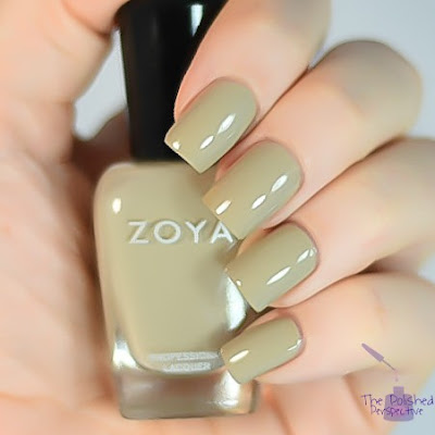 Zoya Misty swatch