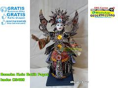 Boneka Kain Batik Payet