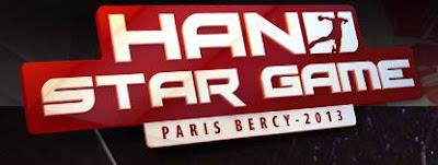 Primer partido de las estrellas en Francia | Mundo Handball