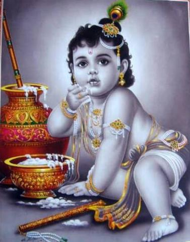 shree krishna wallpaper