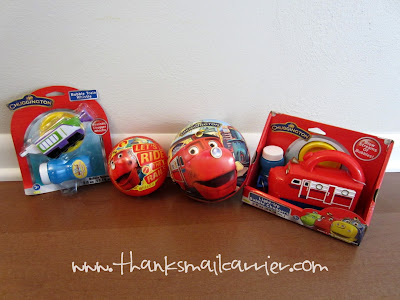 Chuggington outdoor toys