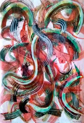 Transmutation by Artist Mary Gravelle