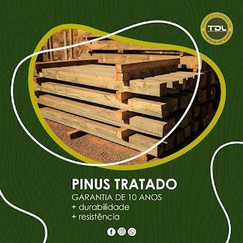 Conheça a TDL Design - Usina de tratamento de madeiras em autoclave de Guarapuava