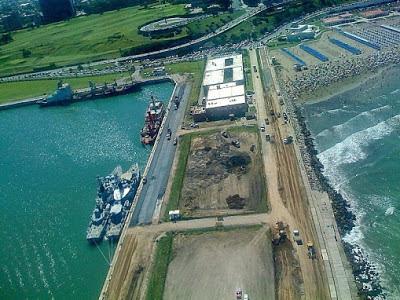El Puerto de Mar de Plata