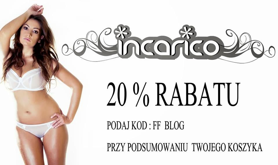 Rabat 20% do sklepu z bielizną