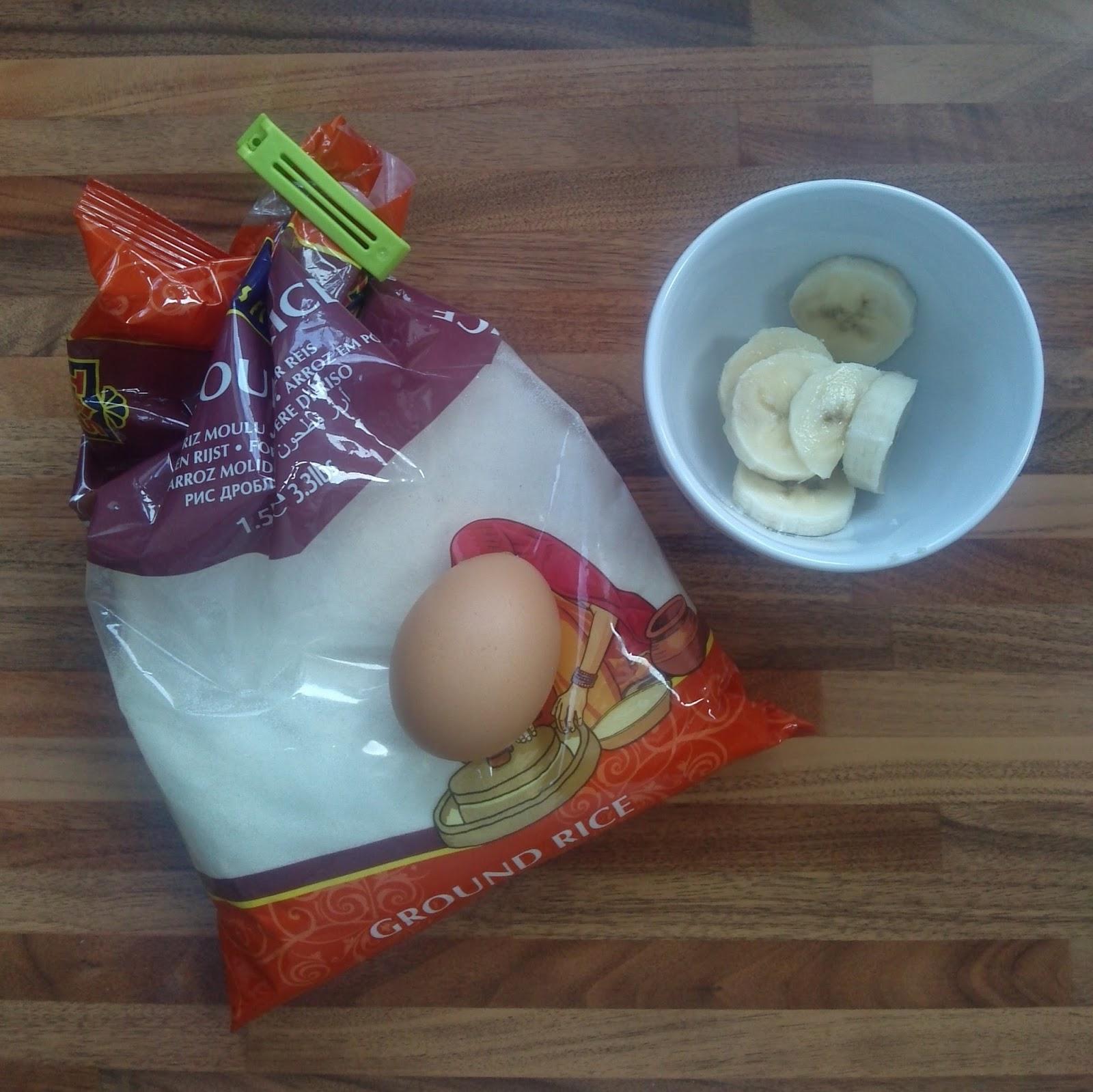 Gluten Free, Healthy Pancakes