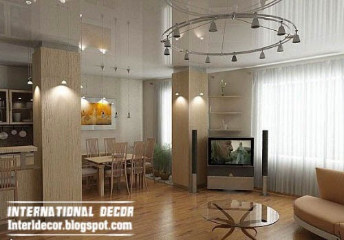 ceiling lamps, ceiling lights, lighting design for living room