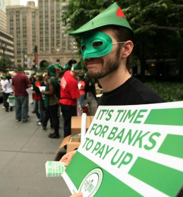 Robin Hood Taxem Advocates in NY