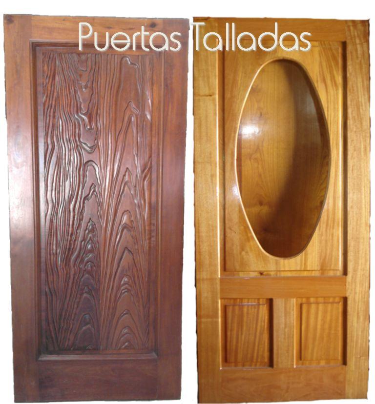 Baren comercial puertas - Disenos puertas de madera exterior ...