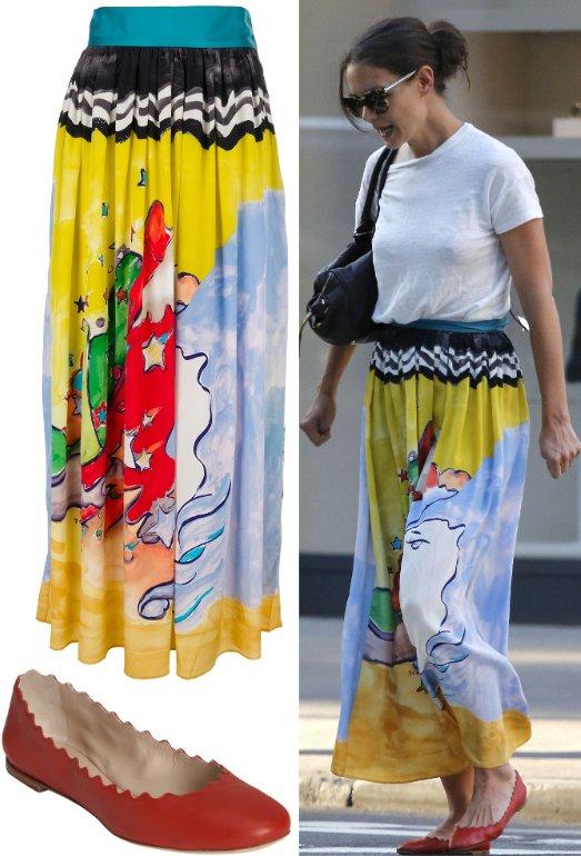 katie holmes sokak stili 2013 moda
