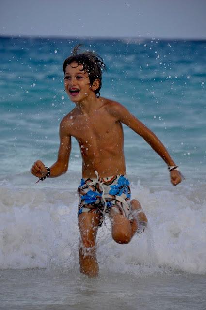 RIVIERA MAYA CON NIÑOS: Las mejores playas
