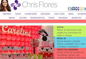 Super Cenrio no site da Chris Flores!