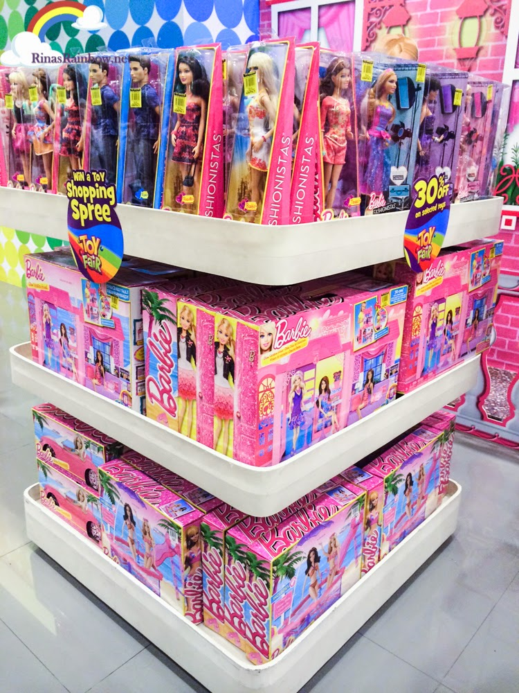 Toys For Barbie : Rina s rainbow barbie life in the dreamhouse and free