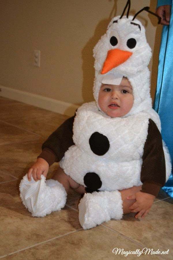 olaf halloween costumes 2014 for baby