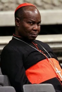 """Cradinal Okogie comes hard on Buhari, says """"What sort of change is the President talking about?"""""""