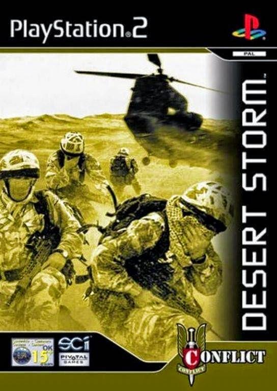 Conflict Desert Storm 1 Game