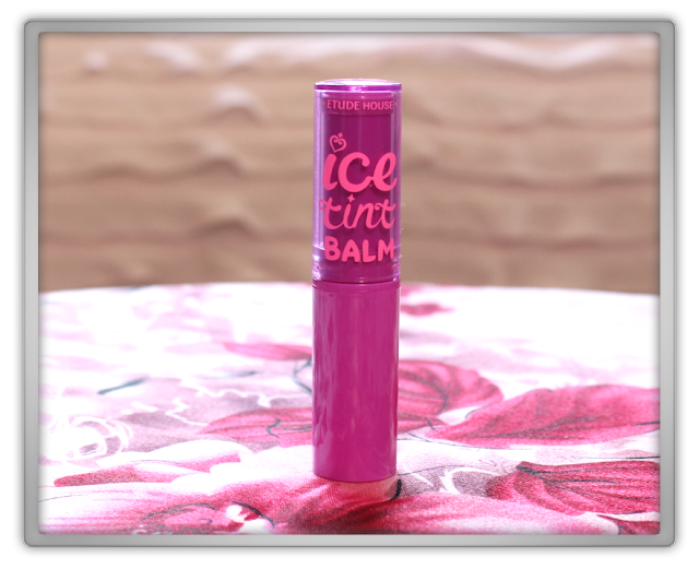 Jolse Order Etude House Clearance sale Haul Review 2015 beauty blogger Etude House Ice Tint Balm PP502 Grape Passion