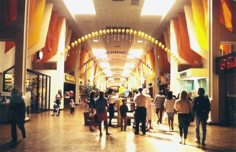 Our Nostalgic Memories Cinderella City Mall