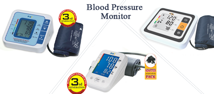 Infi Digital Blood Pressure Monitor