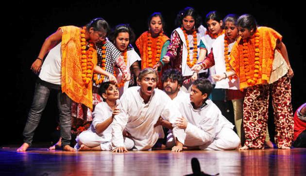 Development of Drama and Theater in India