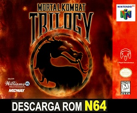 Mortal Kombat Trilogy 64 n64