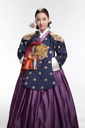 Lee So Yeon As Jang Hee Bin (Main Character In Dong Yi Jewel In The Crown)