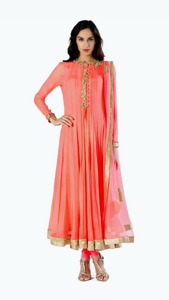 Ridhi Mehra Presented Designer Anarkali Suits