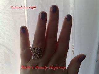 Avon, Nail polish, NOTD