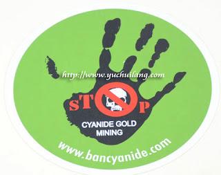 Stop Cyanide Mining