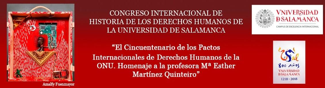 El Cincuentenario de los Pactos Internacionales de Derechos Humanos de la ONU