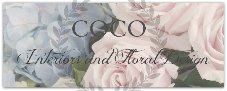 coco interiors and floral design