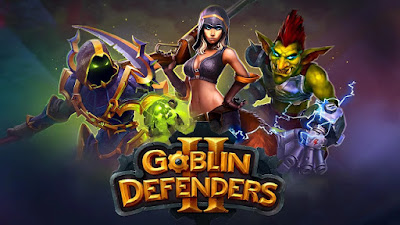 Download Game Goblin Defenders 2 cover