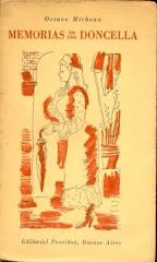 """Traduction argentine du """"Journal d'une femme de chambre"""", 1947"""