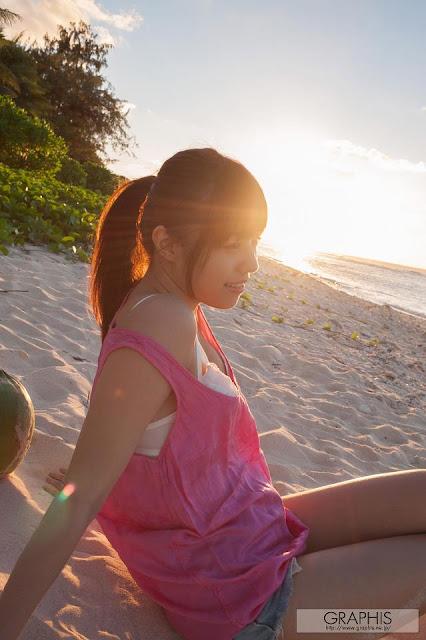 rina rukawa summer spring holyday - Rina Rukawa Summer Spring Holyday