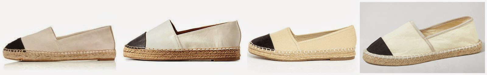 How well do you know Tory? One of these are the famous Tory Burch espadrille flats for $135.00 and the other three are all under $35. Can you guess which ones are the more expensive shoes? Click the links below to see if you are correct!