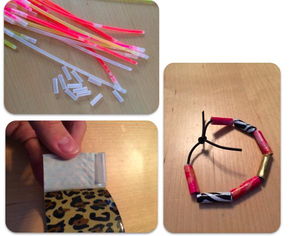 easy beads glow sticks