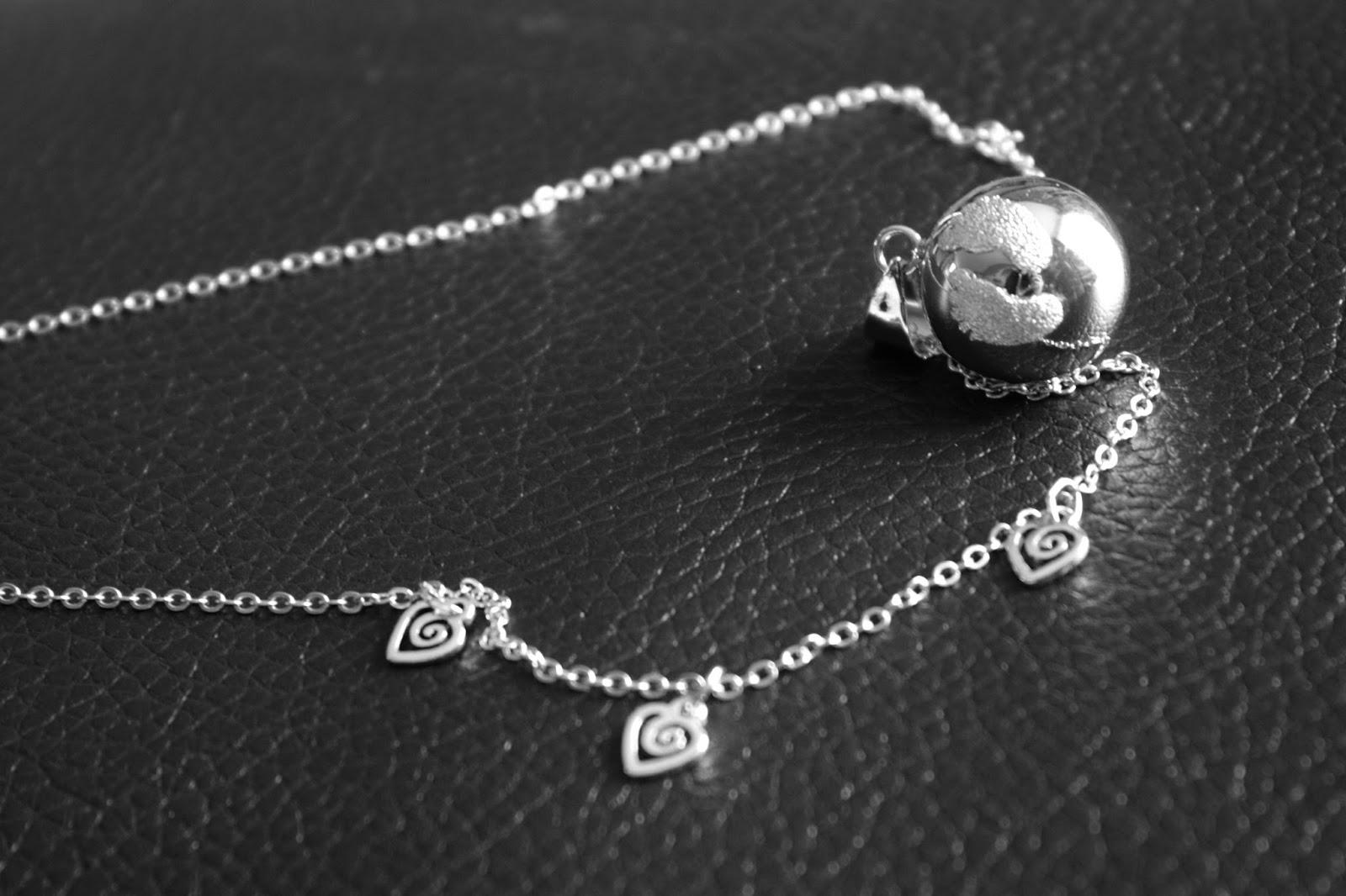 Nous les nanas blog mode beaut mon bola mon beau bijou de grossesse - Quand porter un bola de grossesse ...