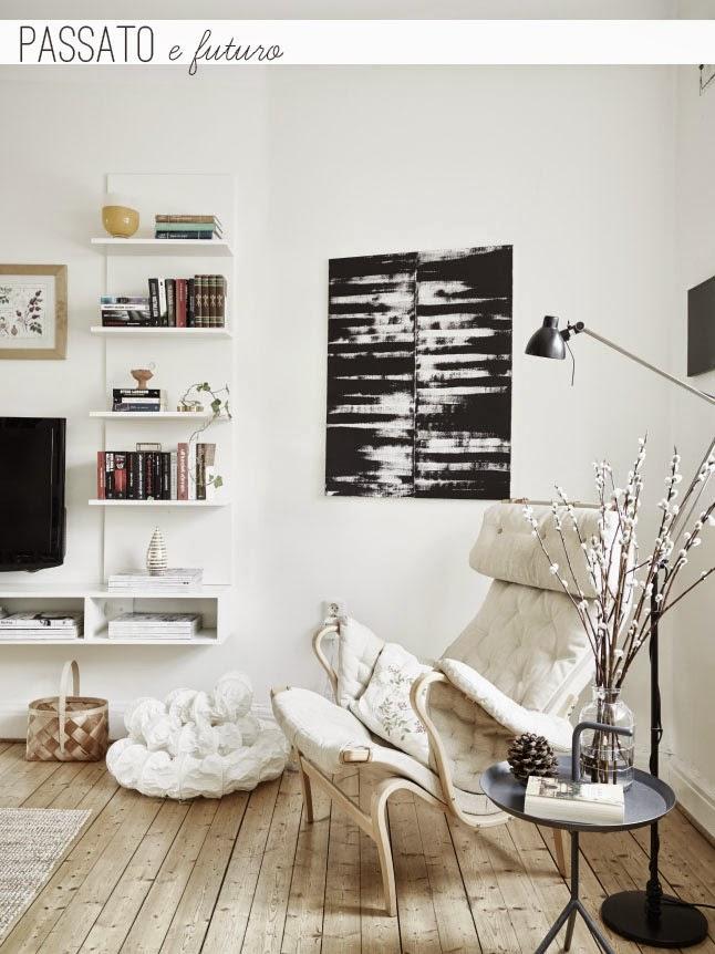 Arredare piccoli spazi passato e futuro home shabby for Arredare piccoli spazi