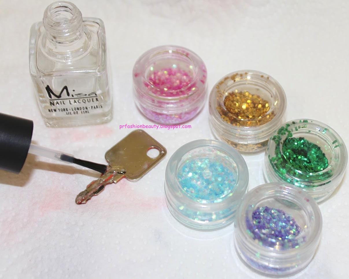 ♥ Customise Your Keys With Nail Polish ♥   PR FASHION BEAUTY