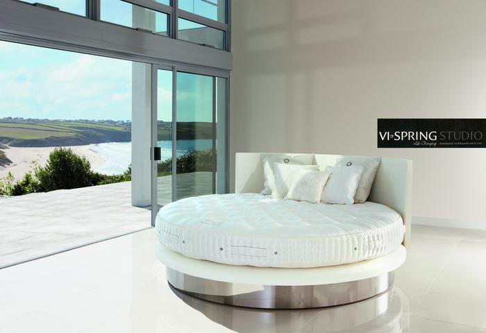Decoraci n de la casa hermosos dormitorios con colchones divanes y cabeceros de vi spring - Casa de colchones ...
