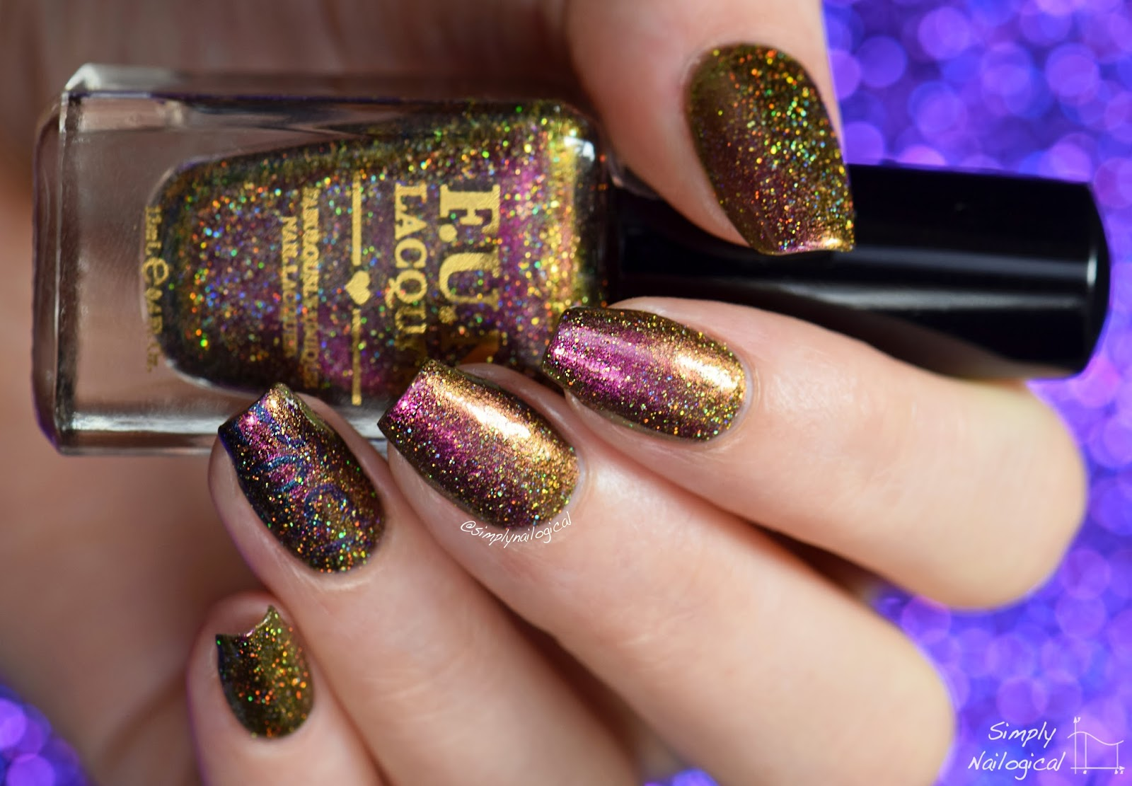 FUN Lacquer 2015 Love collection - Unconditional Love (H)